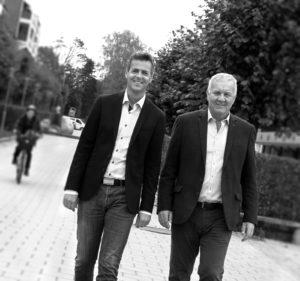 Torkil Krange og Roy Hugo Øren
